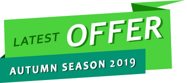 Latest Offer Autumn Season 2019