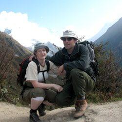 Ellen and Snorre