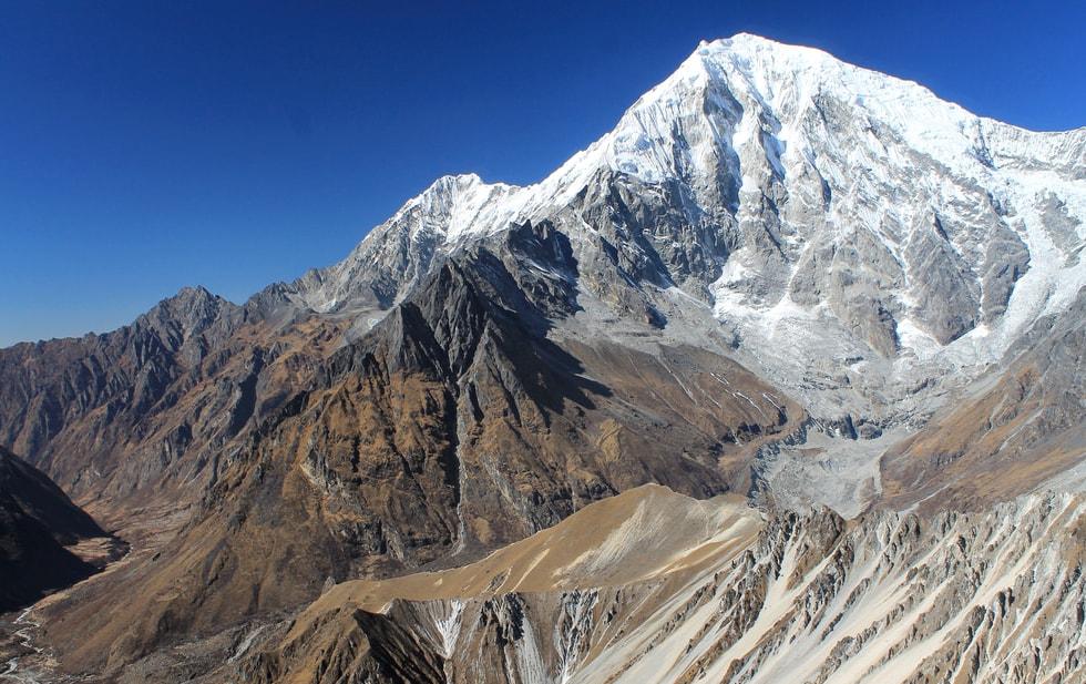 Mt. Langtang Lirung Expedition
