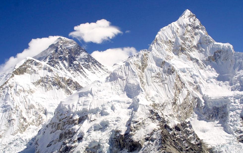 Mt. Nuptse Expedition