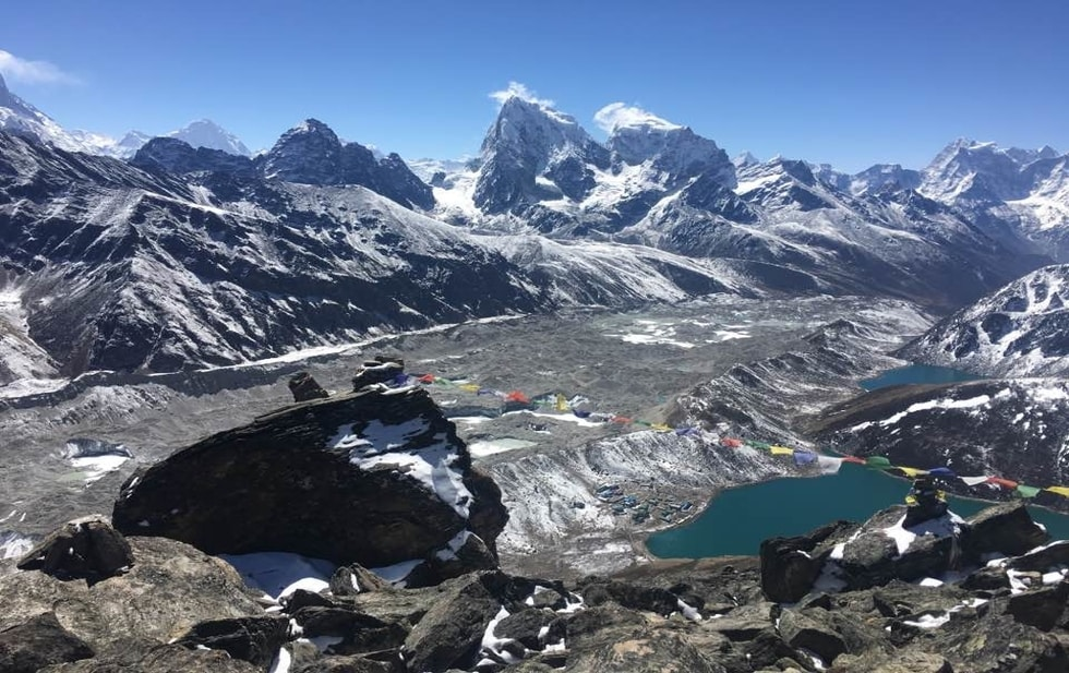 Everest Gokyo Ri Trekking