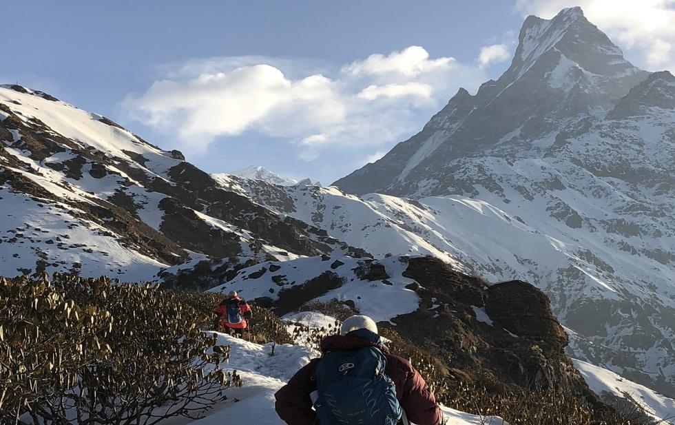Mardi Himal Khayar Lake Trek